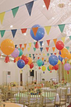 Kerwina's Pista sa Nayon Themed Party – Birthday Diy Party Needs, Filipino, Fiesta Theme Party, Fiesta Decorations, Xmas Party, Time To Celebrate, 1st Birthday Parties, First Birthdays, Paskong Pinoy
