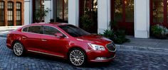Greiner Buick GMC Cadillac  #2015 #Buick #Regal #LaCrosse #Turbo http://www.greinerbuickgmccadillacblog.com/