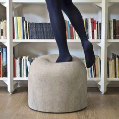 Un pouf minimaliste, Internoitaliano