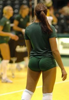 """Read """"Sexy Spandex Volleyball Bottoms (Gallery)"""" and other Galleries, More articles from Total Pro Sports. Female Volleyball Players, Women Volleyball, Volleyball Outfits, Volleyball Games, Star Wars, Bikini Outfits, Female Athletes, Women Athletes, Athletic Women"""