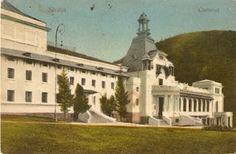 Printre cuvinte şi imagini: Imagini vechi din Sinaia Palace Hotel, Times, Mansions, House Styles, Manor Houses, Villas, Mansion, Palaces, Mansion Houses