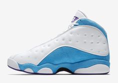 776b86acceb3 Air Jordan 13 Home Release Date. The Air Jordan 13 Home edition is dressed  in Chris Paul s New Orleans Hornets Home team colors. A release date is