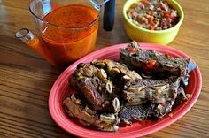 Pressure Cooker Short Ribs with Mexican Flavors  (with Dutch oven and Slow cooker variations)