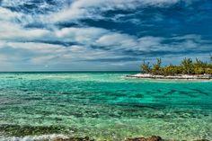 Enjoy in beautiful view. #view #Bahamas #beautiful