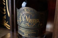 JA Magnus Reserve Straight Bourbon Whiskey