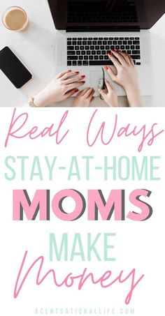 15  Easy Money Making Ideas For Stay At Home Moms - A CENTSational Life #sidehustleforms #sahm #wahm Make Easy Money, Make Money From Home, Make Money Online, Business Tips, Online Business, Win Money, How To Start A Blog, How To Make, Stay At Home Mom