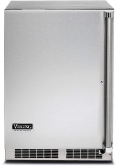"""Viking VRUO5240DLSS 24"""" Professional Freestanding Compact Beverage Center"""