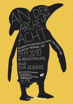 Neues Erscheinungsbild für das Theater Erlangen