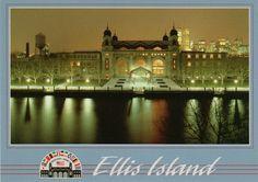 Ellis Island Main Building, NYC