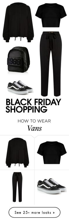 """Başlıksız #109"" by e-gc on Polyvore featuring Mother of Pearl, Unravel, Puma, Vans and blackfriday"
