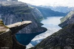 For hikers and outdoor enthusiasts, this Norway itinerary is perfect. In 10 days, you will be able to do four amazing hikes. Be daring and stand on Kjeragbolten, hike out to Trolltunga and pose for the camera, enjoy epic views out to the Atlantic Ocean from Romsdalseggen, and hike Norway's most popular hike, Pulpit Rock. Mixed in with the hiking