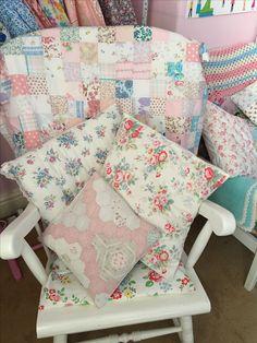 Pretty cushions