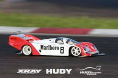Le Mans Meeting / Historic RC race at Hudy Arena