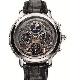 Audemars Piguet Jules Audemars Grande Complication Titanium Men\'s Watch