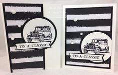 The Stamp Camp - Glenda Calkins Stampin Up! Paper Design, Stampin Up, Card Making, Guy, Paper Crafts, Blog, Catalog, Vehicles, Image