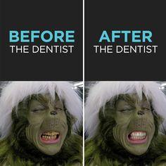 ¡No seas un Grinch esta Navidad! Nosotros te daremos una razón para sonreír ;)