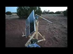 http://how-to-build-solar-panels.us/diy-power-system-review.html DIY Power System critique. #DIY solar panels track the sun