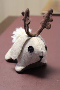 Jackalope Stuffie