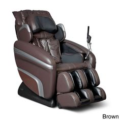 Osaki Zero Gravity Heated Massage Chair | Overstock.com