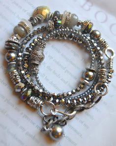 ON SALE ON Sale labradorite bracelet rainbow by soulfuledges