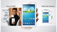 "SAMSUNG SM-T210 GALAXY TAB 3 1 GB 8 GB 7"" Android 4.1 :: morvego"