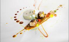 LIne, circles (arc), swoosh  Chef Gianfranco Chiarini