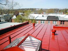Perfect Look At This Metal Roof Maggio Roofing Installed In The DC Metro Area!