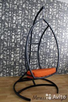 Подвесное кресло Black Standard— фотография №4