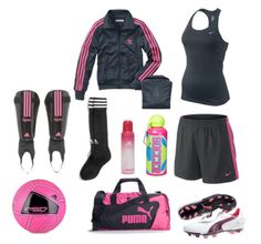 Soccer outfit women
