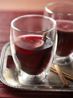 Mulled Cranberry Spiced Wine, Spice Islands