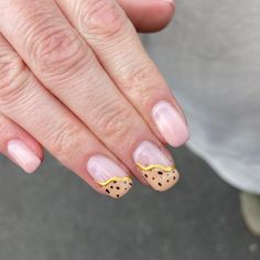 Neutral Nail Art, Gold Chrome, Nail Inspo, Claws, Candy, Detail, Sweets, Candy Bars, Chocolates
