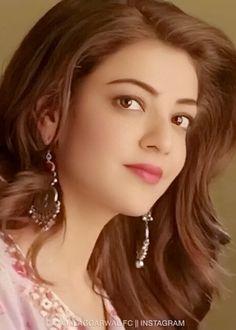 Kajal Aggarwal Beautiful Bollywood Actress, Most Beautiful Indian Actress, Bollywood Actress Hot, Beautiful Actresses, South Indian Actress Photo, Indian Actress Photos, Indian Actresses, Beautiful Heroine, Beautiful Girl Image