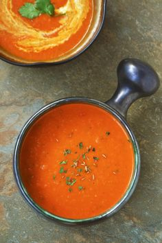 Spicy Goji Berry Soup
