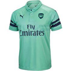 4797c3df68c 2018 19 Puma Arsenal 3rd Jersey. At SoccerPro Arsenal Jersey