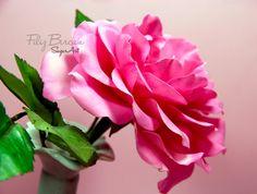 {Amazing magenta-colored Rose by PETUNYALARIM}