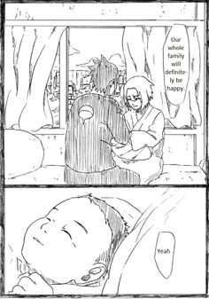 SasuSaku family doujinshi page 8