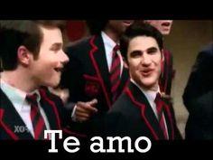 Silly Love Songs - the warblers (glee) en español Performance Great performance!