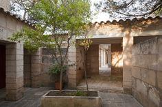 An Architect's Indoor/Outdoor Dreamscape in Mallorca, Spain   Remodelista   Bloglovin'