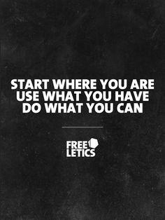 Start ► Use ► Do ► www.frltcs.com/Motivate #Freeletics