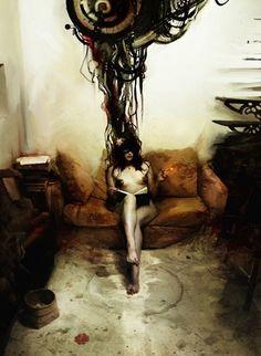 Bastien Lecouffe-Deharme- The Black Queen/Memories of Retrocity