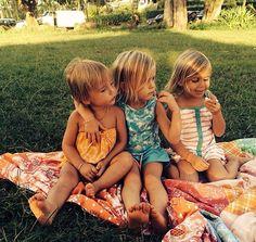 I'd take 3 baby girls anyway.