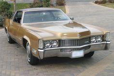 Cadillac Eldorado, Cadillac Ct6, Las Vegas Blvd, Barrett Jackson Auction, Old Ads, West Palm Beach, Collector Cars, Car Photos, Amazing Cars