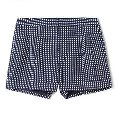 COTTON SPOT SHORT $129
