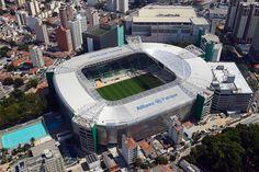 Novo estádio do Palmeiras ganha dois prêmios de arquitetura