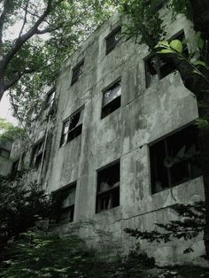 Breaking Into a Haunted Mental Hospital in Korea. Tucked away in the grey and green of the the small city of Gwangju lies a place known as one of the creepiest in the world: Gonjiam Psychiatric Hospital. The building was left abandoned nearly 20 years ago and has since been closed to the public. However, thanks to its intriguing backstory and sinister aesthetics, this spot brings in around 1000 unofficial visitors a year. ::)