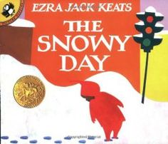 """The Snowy Day (Picture Puffin): Ezra Jack Keats ~ Winner of the 1963 Caldecott Medal! No book has captured the magic and sense of possibility of the first snowfall better than The Snowy Day. """"As a child, I was so soothed by this book - a classic! Best Children Books, Toddler Books, Childrens Books, The Snowy Day Book, The Book, 100 Best Books, Good Books, Ezra Jack Keats, Realistic Fiction"""