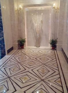 Marble floor tile are also used for both interior and exterior flooring applications. Some of the different colors of marble are red, black.
