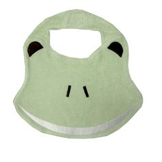 This super soft and absorbent embroidered animal pal bib is perfect for protecting clothes! Made with terry knit. Fits sizes 3-18m. Made with the finest 100% GOTS certified organic Egyptian cotton. Wa