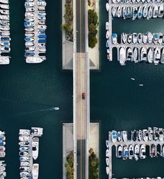 Poetic Aerial Photography Dirk Dallas publishes, on his sur son Instagram account, poetical aerial pictures, mostly took with the help of drones. Photographer transports us above roads, forests, swimming pools, beaches or cities by catching details that gives the unique aspect of his photographs.