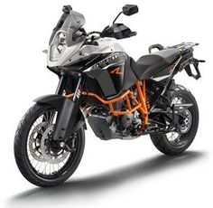 KTM 1190 Adventure R 2015: